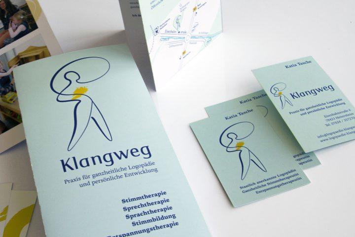 Design Leistungen Grafikbüro Miriam Awe: Logos - Referenzbild