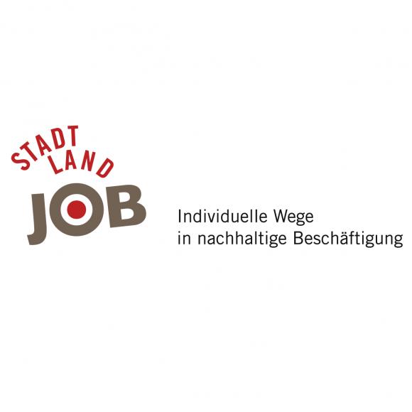 Wort-Bildmarke für ein Beschäftigungsprojekt
