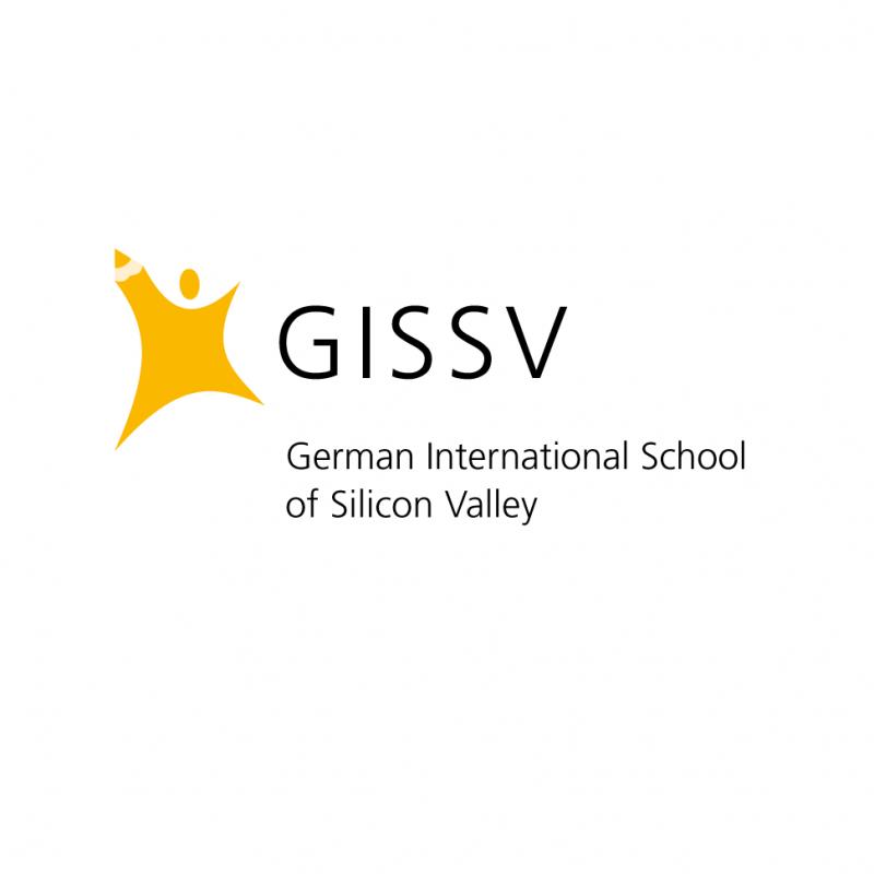 Logo Wort-Bildmarke für eine Schule, Design: Miriam Awe