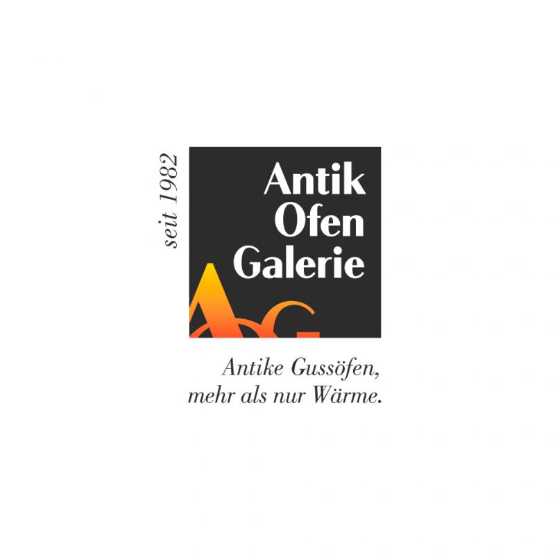Logo-Design / Redesign für einen Händler antiker Öfen