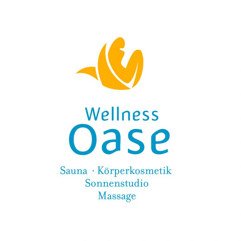 Logo-Design / Signet / Erscheinungsbild für eine Sauna